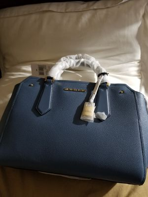 Michael Kors Large Satchel Leather for Sale in Fairfax, VA