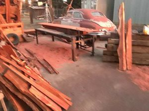 Redwood Slabs for Sale in Woodland, CA