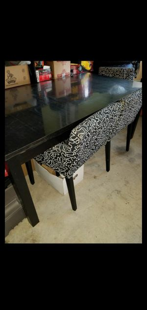 IKEA kitchen table with chairs for Sale in Portland, OR