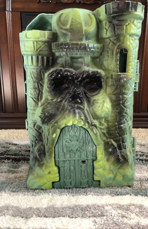 Masters of the universe Castle Grayskull vintage for Sale in Los Angeles, CA