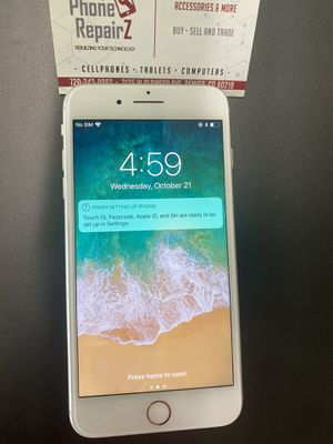 iPhone 8 Plus for Sale in Denver, CO
