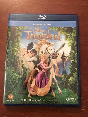 Disney Tangled Blu-Ray DVD for Sale in Upland, CA