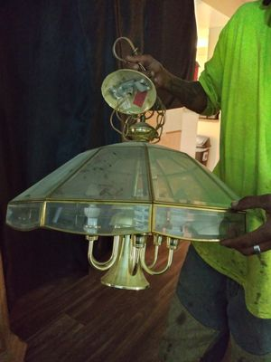 Golden Chandelier for Sale in Las Vegas, NV