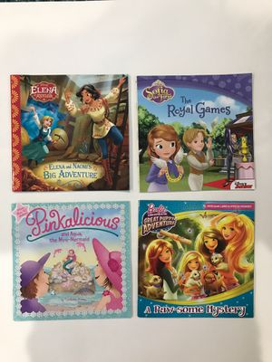 Children's Books - Disney, Barbie and Pinkalicious for Sale in Miami, FL