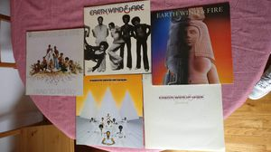 Earth, Wind & Fire records (vinyls) for Sale in Herndon, VA