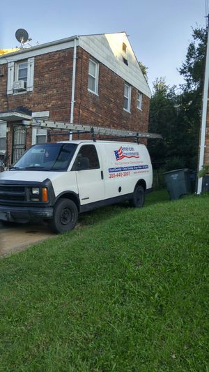 2001 chevy express 3500 for Sale in Camp Springs, MD