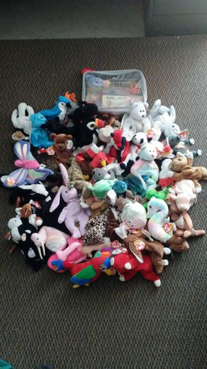 TY Beanie babies, various approx 150 for Sale in Tustin, CA