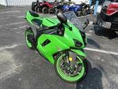 2008 Kawasaki Ninja ZX-6R for Sale in Longwood, FL