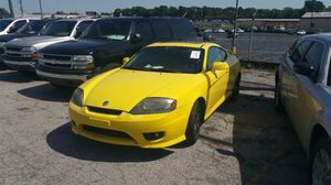 2005 HYUNDAI TIBURON 2DR CPE SE V6 6-SPD MANUAL for Sale in Atlanta, GA