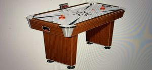 Hathaway Midtown 6' Air Hockey Family Game Table with electronic Scoring 21a for Sale in Norcross, GA