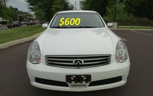 🎁💲6OO I'am selling URGENT!Super2005 Infiniti G35 🍁Runs and drives great.🎁 !!., for Sale in Anaheim, CA