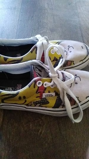 Snoopy Vans Size 13 Kids for Sale in Las Vegas, NV