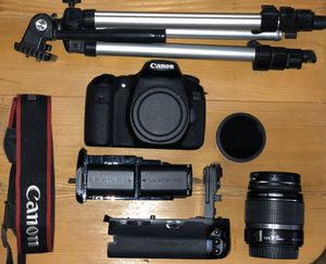 CANON 60d With Extras for Sale in New York, NY