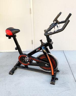 New $150 Stationary Exercise Bicycle Cardio Cycling Workout Fitness Indoor Sport Home Gym for Sale in South El Monte, CA