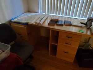 Free desk for Sale in San Jose, CA