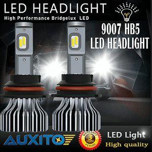 Led headlight bulbs kit- hid lights - real xenon system - any headlight or fog for Sale in Phoenix, AZ
