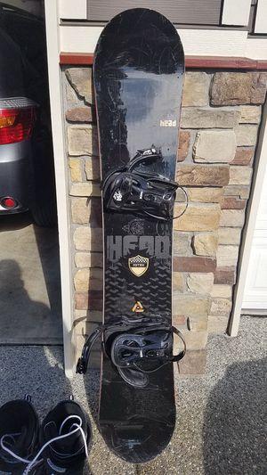 Snowboard 164cm for Sale in Lynnwood, WA