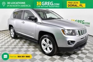 2017 Jeep Compass for Sale in Doral, FL