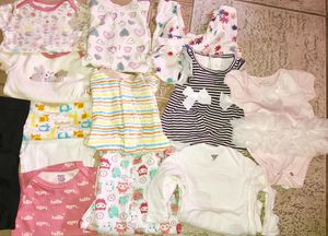 55 pieces of 3 months baby clothes!! for Sale in San Bernardino, CA