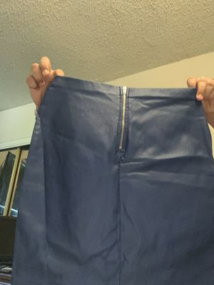 Blue skirt for Sale in Chino, CA
