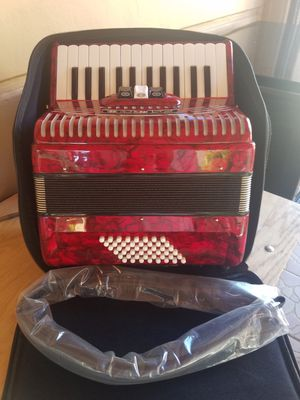 accordion hohnica by hohner new for Sale in Torrance, CA