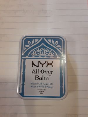 NYX All Over Balm for Sale in Mount Morris, MI