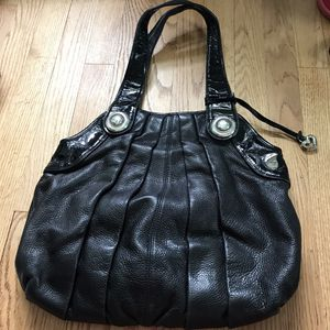 Vintage XL hobo leather Brighton purse, dust bag for Sale in Silver Spring, MD