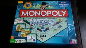 Monopoly board game for Sale in San Marcos, CA