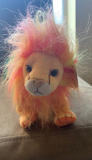 Bushy the Lion Beanie Baby for Sale in Atlanta, GA