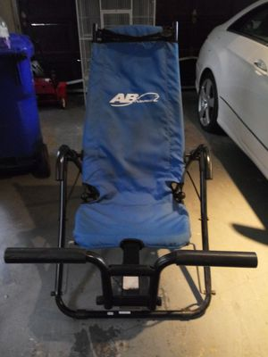 AB Lounge 2 Exercise Chair for Sale in Westlake, MD