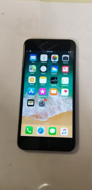 16GB Unlocked iPhone 6s+ for Sale in Carmichael, CA
