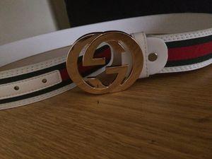Gucci belt for Sale in Oxon Hill, MD