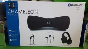 Chameleon Bluetooth Combo Pack for Sale in San Angelo, TX