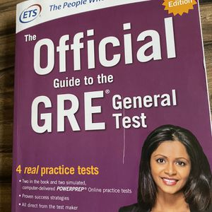 ETS GRE Test prep book and flash cards for Sale in Seattle, WA