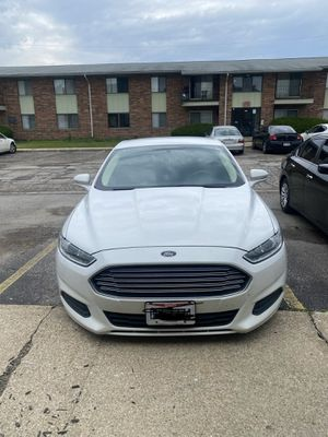 2013 Ford Fusion SE for Sale in Cleveland, OH