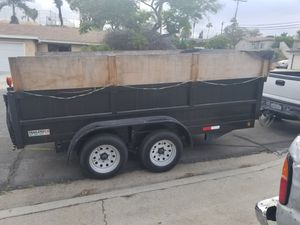 2017 Dump trailer for Sale in San Diego, CA