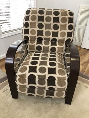 Two designer recliner chairs for Sale in Springfield, VA