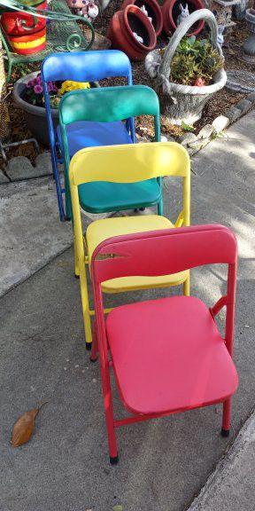 Kids chairs for Sale in San Bernardino, CA