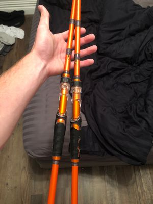 Berkley Lightning Fishing Rods for Sale in Hollywood, FL