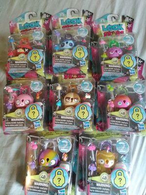 Lock stars ..$2 each or $15 for all for Sale in Norfolk, VA