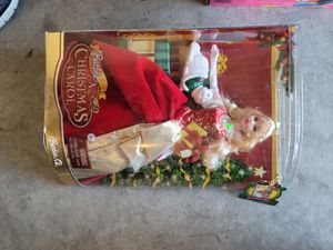 Christmas Carol Barbie for Sale in Hutto, TX