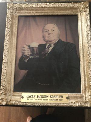 Vintage Koehler Beer Advertising Piece for Sale in Pittsburgh, PA