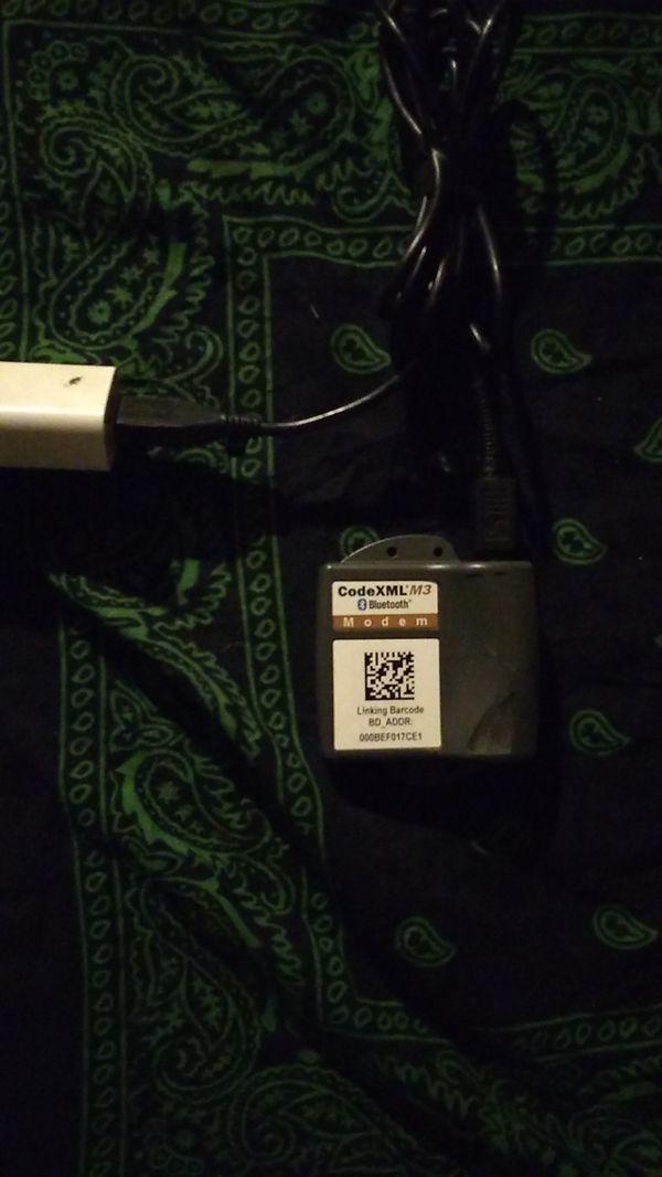 Bluetooth modem