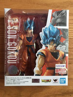 SHFIGUARTS Dragon Ball Super Son Goku God for Sale in Chicago, IL