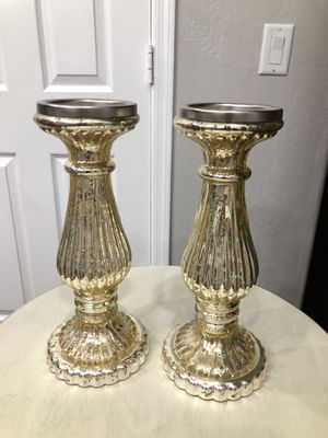 Gold Candle Holders for Sale in Mesa, AZ