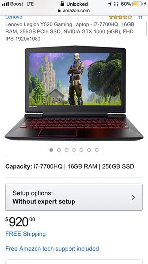 Gaming laptop for Sale in St. Louis, MO