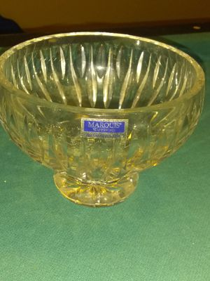 Marquis Waterford crystal for Sale in Brook Park, OH