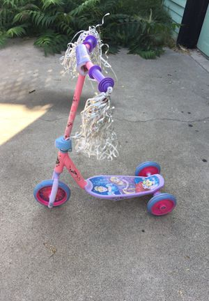 Princess scooter for Sale in San Jose, CA