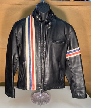 Mens Perfecto Leather Jacket (Size 40) for Sale in Emmaus, PA