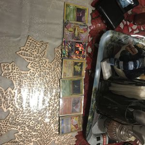 3 1st Edition Card 1 Break 1 Gx 1 Holo And 1 Full Art Trainer for Sale in Santa Clara, CA